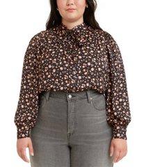 levi's plus size mariana blouse
