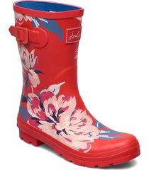 molly welly regnstövlar skor röd joules