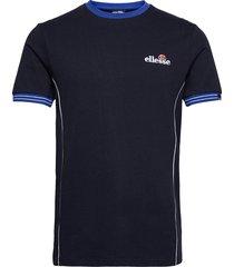 el terracotta tee t-shirts short-sleeved blå ellesse