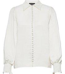 chemise blouse lange mouwen wit the kooples