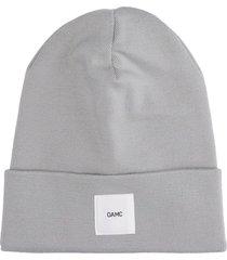 oamc hats in grey wool