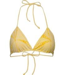 merle bikinitop geel rabens sal r