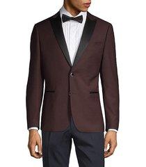 extra slim fit peak lapel tuxedo jacket