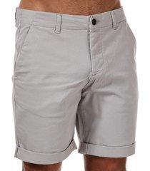 mens basic chino shorts
