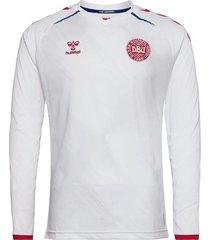 dbu 20/21 away jersey l/s t-shirts football shirts vit hummel
