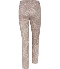 enkellange broek barbara van peter hahn multicolour