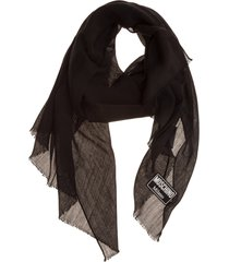 moschino marvin wool scarf