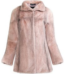 made for generation mink fur coat
