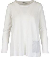 gran sasso rigato lurex top-wear