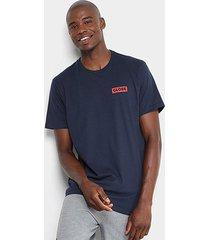 camiseta globe básica masculina