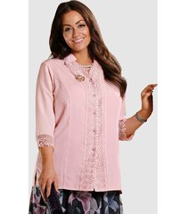 blouse m. collection roze