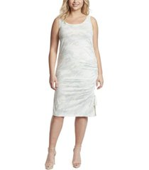 skinnygirl women's plus connie dress