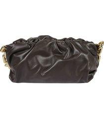 bottega veneta the chain pouch shoulder bag