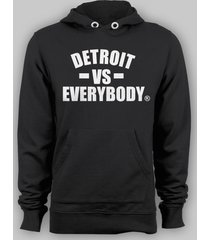 detroit vs everybody eminem marshall shady  pull over hoodie
