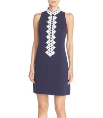 women's lilly pulitzer 'callista' ottoman sheath dress