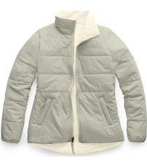 chaqueta merriewood reversible gris the north face