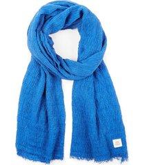 pañuelo basico azul humana