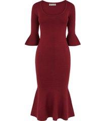jurk jessica met fishtail