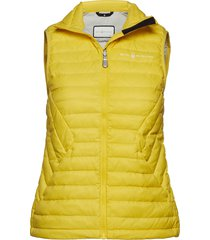 w link down vest vest geel sail racing