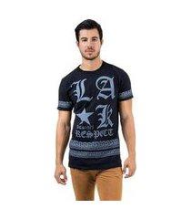 camiseta aes 1975 alongada (swag) masculina