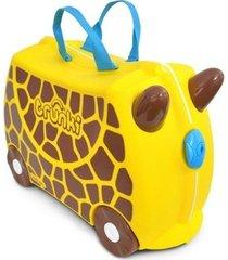 mala infantil trunki - girafa gerry
