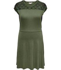 klänning carflake life ss knee dress