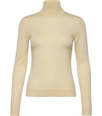 2nd holly turtleneck coltrui geel 2ndday