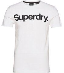 cl ns tee t-shirts short-sleeved vit superdry