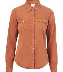 jeansskjorta vibista denim shirt