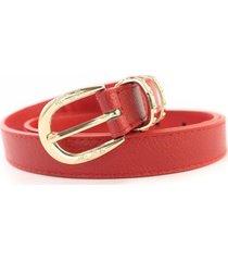 cinturón rojo almacén de parís