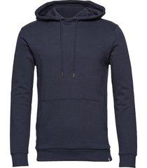storms hoodie trui blauw minimum