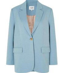 oversized blazer siana  blauw