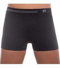 kit 2 cuecas boxer trifil microfibra sem costura masculino - masculino