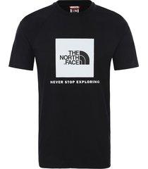 raglan redbox sleeve t-shirt