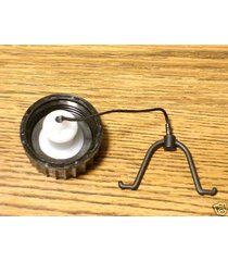 gas fuel cap fits stihl string trimmer 41123500500