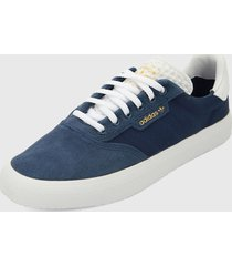 tenis lifestyle azul-blanco adidas originals 3mc