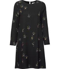torn jurk knielengte multi/patroon fall winter spring summer