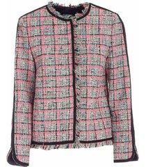 summer bouclé jacket