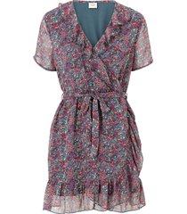 klänning jdyjennifer life s/s wrap dress