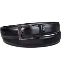 alfani men's feather-edge embossed belt, created for macy's
