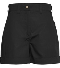 andriana shorts chino shorts svart by malene birger