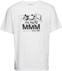 bobo t-shirt t-shirts short-sleeved vit wood wood