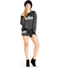 'ello kim's sweater