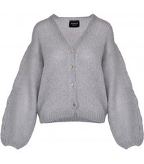 sweter summer grey