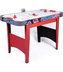 mesa air hockey winmax wmg77678 branco