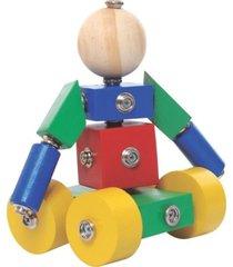 brinquedo newart toys click formas ii multicolorido