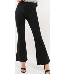 pantalon poly semi oxford negro night concept