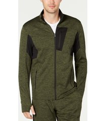 id ideology men's track jacket, created for macy's
