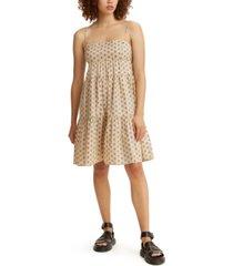 levi's clea cotton tiered dress