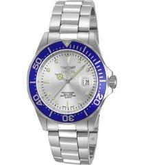 reloj invicta 14123 acero acero inoxidable